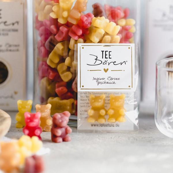 Tee-Bären mini 10 g Ingwer Zitrone TaTeeTaTa