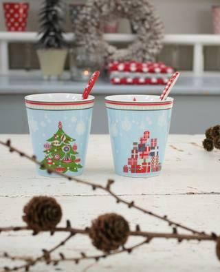 Mug Kaffeebecher Weihnachten christmas