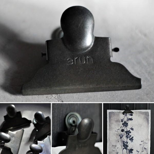 Klemme/ Klammer aus Metall, 7,5cm, More than Canvas