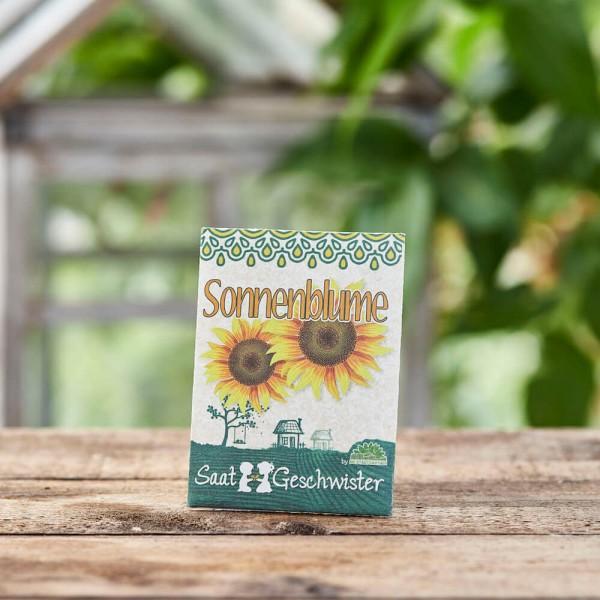 "Saatgut ""Sonnenblume"", Helianthus annuus"