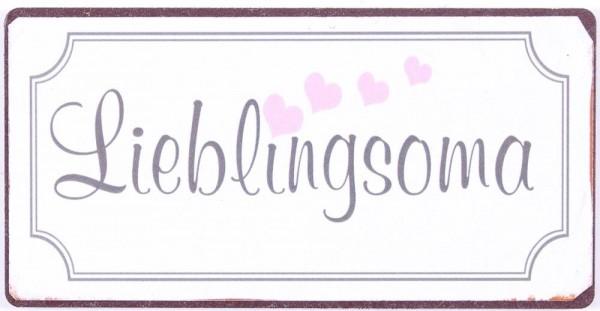 """Magnet """"Lieblingsoma"""""""