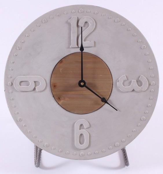 Uhr Clock zum Stellen La Finesse