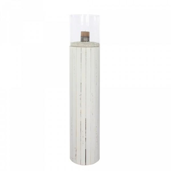 Kerzenglas/ Windlicht/ Kerzensäule Größe S